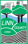 Linn County, Iowa logo