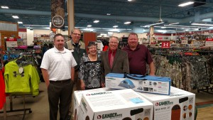 Hawkeye Labor Council Donates Tents and Sleeping Bags to Homeless Veterans Project