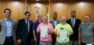 Linn County Board of Supervisors issuing 2018 proclamation